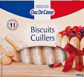 Piškoty cukrářské Duc De Coeur