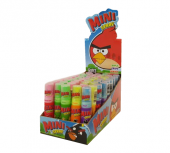 Cukrovinka Spray Angry birds