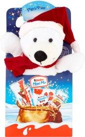 Cukrovinky čokoládové + plyšák Maxi Mix Kinder