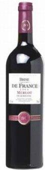 Víno červené Cuvée d´Autan Brise de France