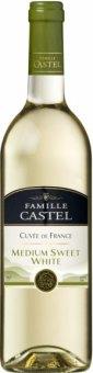 Víno bílé Cuvée Famille Castel
