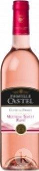 Víno Rosé Cuvée Famille Castel