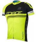 Cyklistický dres pánský Force