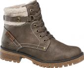 Dámská  zimní kotníková obuv Tom Tailor