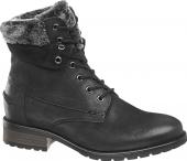 Dámská zimní kožená kotníková obuv Landrover