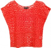 Dámské háčkované tričko Esmara