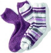 Dámské plyšové ponožky