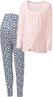 Dámské těhotenské pyžamo Esmara