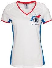 Dámské tričko UEFA Euro 2016