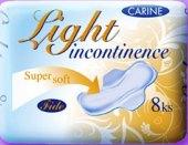 Vložky dámské inkontinenční Light Carine