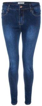 Dámské zeštíhlující džíny