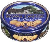 Sušenky dánské máslové Royal Dansk - dóza