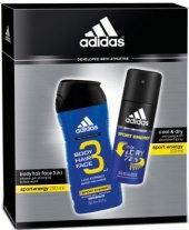 Dárková kazeta A3 Sport Adidas