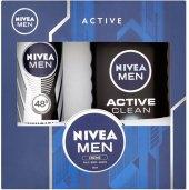 Dárková kazeta Active Nivea Men
