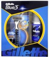 Dárková kazeta pánská Blue 3 Gillette