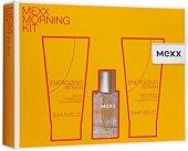 Dárková kazeta dámská Energizing Morning Kit Mexx