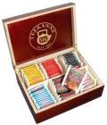 Kolekce čajů Teekanne - dřevěný box