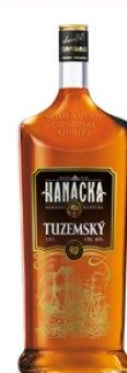 Rum tuzemský Hanácký - dárkové balení
