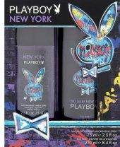 Dárková kazeta New York Playboy