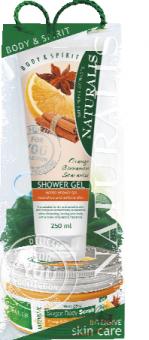 Dárková kazeta Orange Naturalis