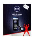 Dárková kazeta pánská Active Clean Nivea Men
