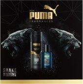 Dárková kazeta pánská Frangrances Shake the Night Puma