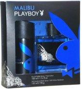 Dárková kazeta Malibu Playboy