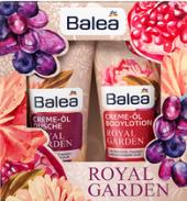Dárková kazeta Royal Garden Balea