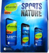 Dárková kazeta Sports Nature Men Alverde