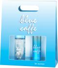 Dárková kazeta dámská Blue Caffe Jean Marc