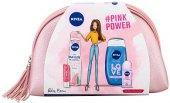Dárková taška dámská Pink Power Nivea