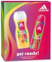 Dárková kazeta Get Ready! Adidas