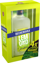 Becherovka Lemond - dárkové balení