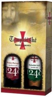 Vína Templářské sklepy Čejkovice - dárkové balení