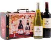 Vína Paul Mas - dárkový kufřík