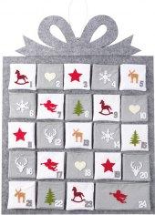 Dekorační adventní kalendář Melinera