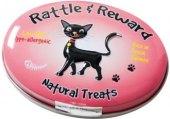 Pamlsky delikatesní pro kočky Rattle&Reward