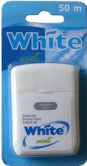 Dentální nit White Mint