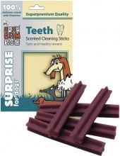 Pamlsky pro psy dentální tyčinky Huhubamboo