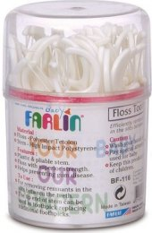 Dentální párátka s nití Farlin