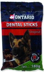 Pamlsky pro psy dentální tyčinky Ontario