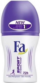 Deodorant kuličkový roll-on Fa