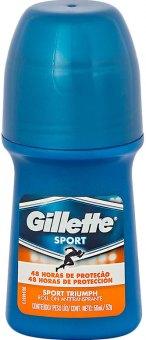 Deodorant kuličkový roll on Gillette