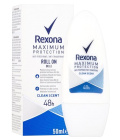 Deodorant kuličkový roll-on Maximum Protection Rexona