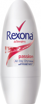 Deodorant kuličkový roll-on Rexona