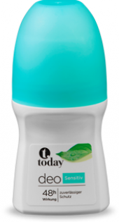 Deodorant kuličkový roll-on Today