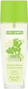 Deodorant parfémovaný Miss Sporty