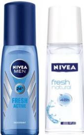 Deodorant parfémovaný Nivea