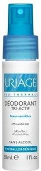 Deodorant sprej s trojím účinkem Uriage