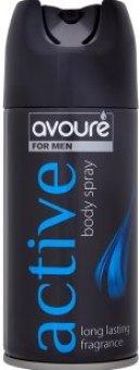 Deodorant sprej Avouré